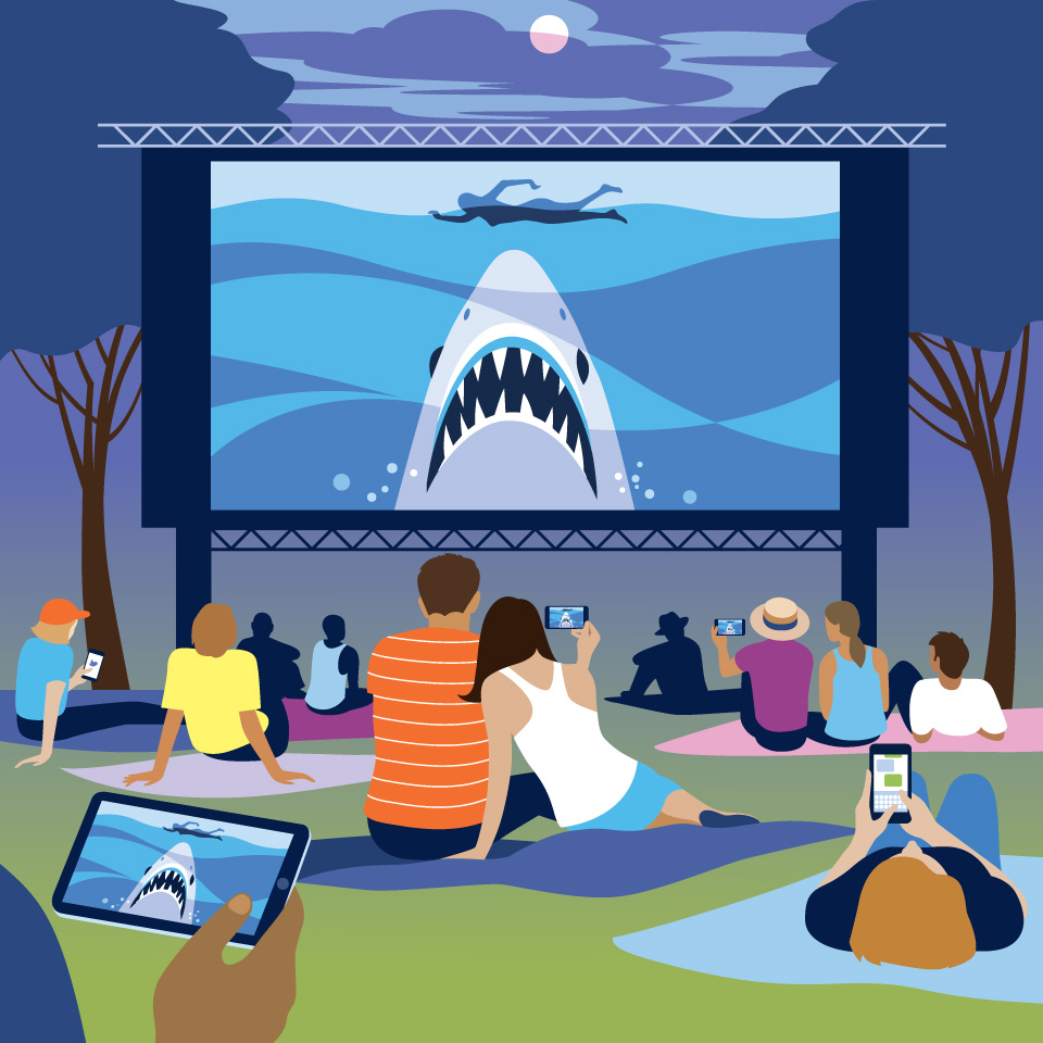 New York Times Arts & Leisure Summer Movies