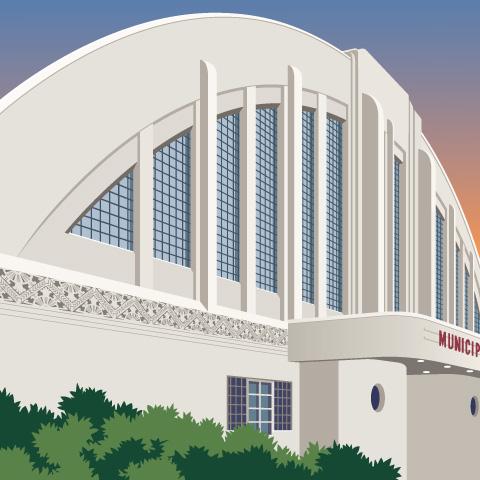 Municipal Auditorium, Sarasota, FL