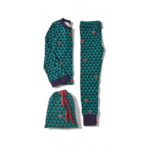 J. McLaughlin Hidden Santa PJs
